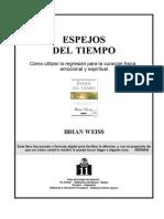 Weiss Brian - Espejos Del Tiempo