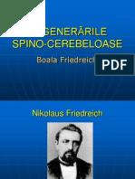 Boala Friedreich