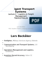 Freight transport management~Lecture Slides 2009 - Flash Content Excluded