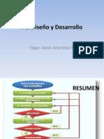 7.3 Diseño y Desarrollo