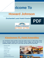 Howard Johnson Enchanted Land Hotel Kissimmee FL