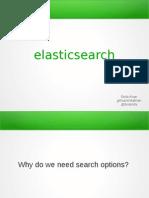elasticsearch introduction