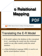 09-ER to Relational Mapping