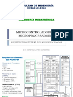 Micros1 16F84 Arquitectura Interna