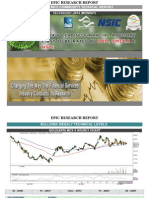 Weekly Commodity Report 10 Feb 2014 by EPIC RESEARCH