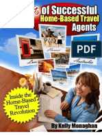 Secrets of successful home-based travel agency