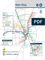 DART RAIL MAP