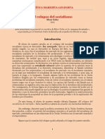 Guha - El Colapso Del Socialismo (1993)