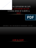 Global Depository Receipts