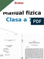 48897644 Manual Fizica Clasa 7