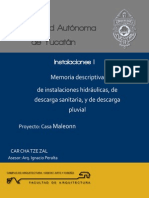 memoria de instalaciones hidraulicas.pdf