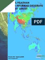 Modul GIS Tingkat Lanjut