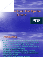 6 Gasoline Electronic Fuel Injection Systems