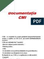 Documentatia CMI