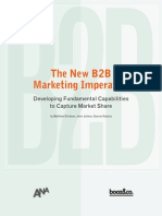 New B2B Marketing Imperative