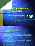 chloroplast genome ppt