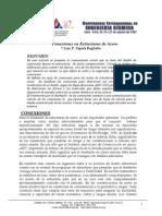 Conexiones Estructuras Acero Ing Luis Zapata Baglietto