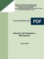 GRR Climaterio y Menopausia