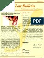 Abhyaas Law Bulletin - February 2014