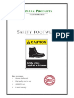 Catalogue Safety Shoes