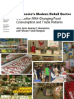 Indonesia's Modern Retail Sector (June, 2012)