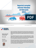 Raportul Complet Admiral Markets 10 Feb 2014