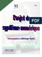e2 Proj Num Thermometre Rapport