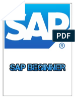 SAP Beginners-Product portfolio
