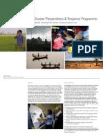 Designing an Effective Disaster Preparedness Response Programme