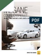 Megane Coupe Cab