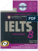 Cambridge Ielts 8 With Answer