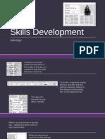 Skills Development For Indesign