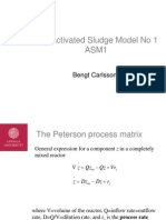 ASM1 Model Presentation