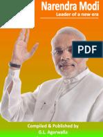 Narendra Modi-Leader Of a new era