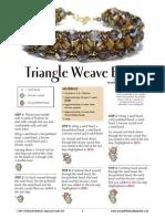 Triangle Weave