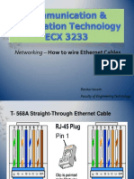 Wire Ethernet Cabe