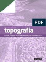 Manual de Topografia - FDE
