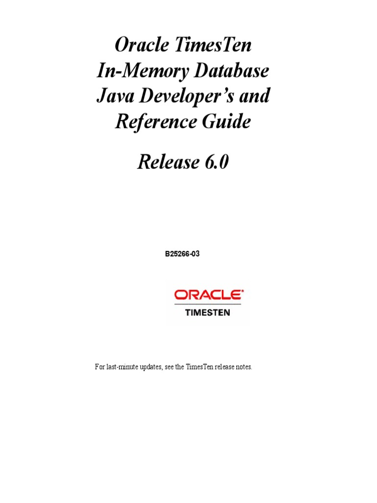 Java Developer and Reference Guide | Oracle Database | Java (Programming  Language)
