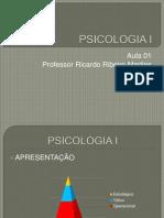 Psicologia i (Aula 01)