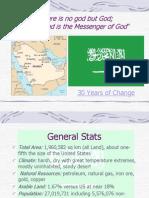 Saudi Arabia - Presentation