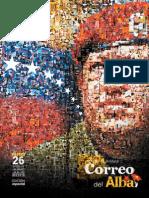 1 Era Revista Correo Del Alba en Baja