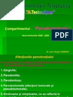 Afectiunile Parodontiului a IV
