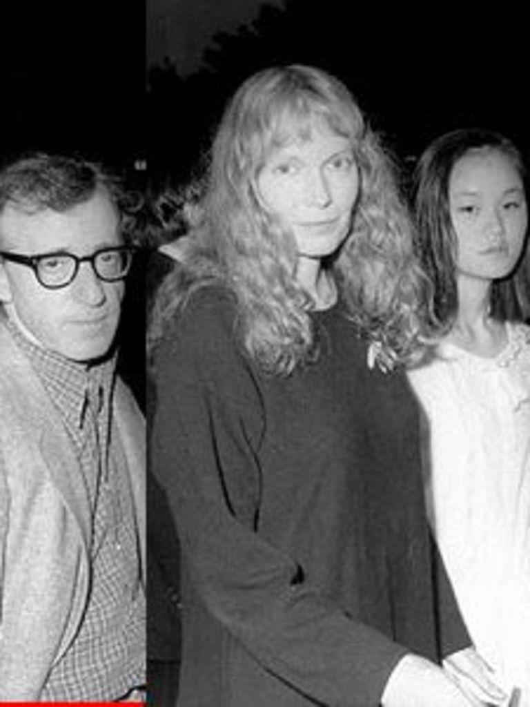 Woody Allen Marries Daughter