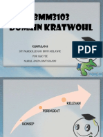 Kumpulan 8_domain Kratwohl