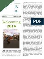 NARMA Bulletin (2014 Initial Issue)