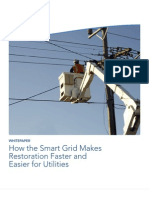 Smart Grid Outage Related