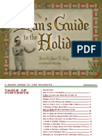 Man's Guide to the Holidays Sample