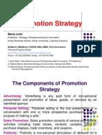 Ch.-15 (Promotion Strategy) MBA Gen I 2009