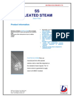 Pleated Ss Steam Ddpp