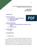 Análisis y comentario de las principales reformas tributarias en el Proyecto de Presupuestos Generales del Estado para 2005